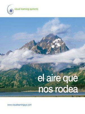 cover image of El aire que nos rodea