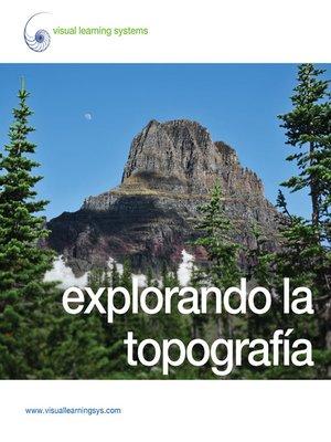 cover image of Explorando la topografía