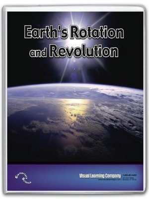 cover image of Earth's Rotation and Revolution