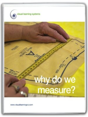 cover image of Why Do We Measure?