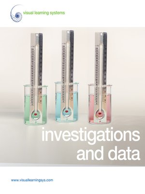 cover image of Investigations and Data