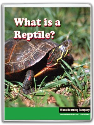 cover image of What is a Reptile?