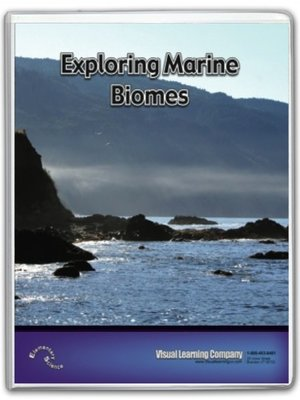 cover image of Exploring Marine Biomes