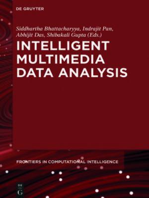 cover image of Intelligent Multimedia Data Analysis