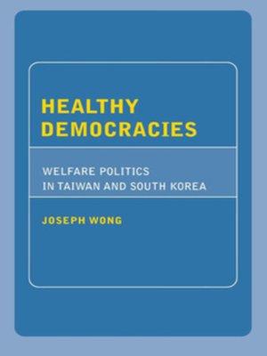 cover image of Healthy Democracies