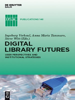 cover image of Digital Library Futures