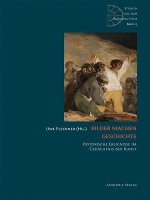 cover image of Bilder machen Geschichte