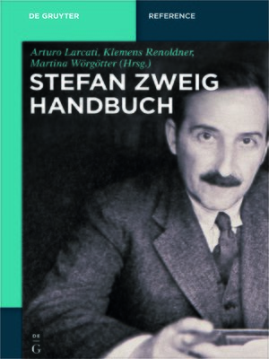 cover image of Stefan-Zweig-Handbuch