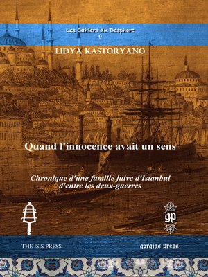 cover image of Quand l'innocence avait un sens