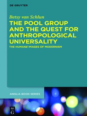 cover image of The Pool Group and the Quest for Anthropological Universality