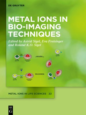 cover image of Metal Ions in Bio-Imaging Techniques