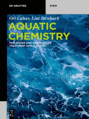 cover image of Aquatic Chemistry