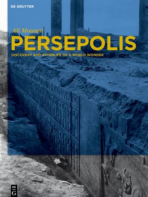 cover image of Persepolis