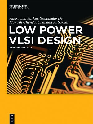 cover image of Low Power VLSI Design