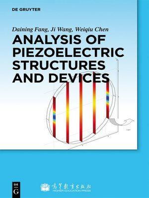 cover image of Analysis of Piezoelectric Structures and Devices