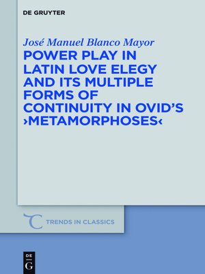 the power of love in the metamorphoses of ovid Metamorphoses - ebook written by ovid  he reveals love's timeless dilemmas and ovid's enduring  the metamorphoses has lost none of its power to .