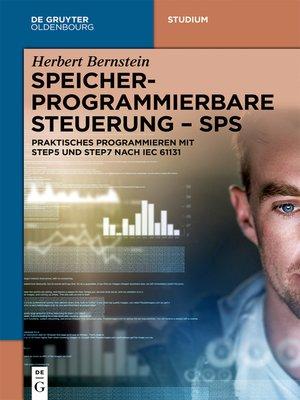 cover image of Speicherprogrammierbare Steuerung--SPS