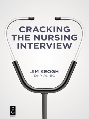 cover image of Cracking the Nursing Interview