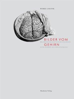 cover image of Bilder vom Gehirn