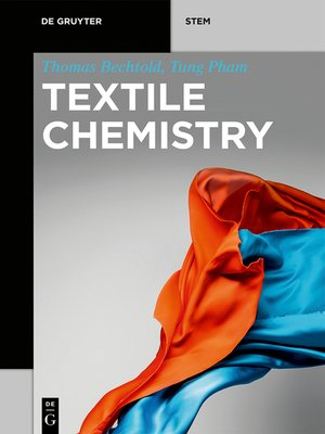 cover image of Textile Chemistry