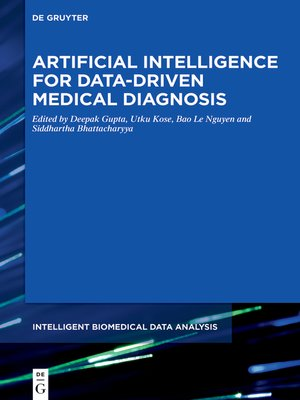 cover image of Artificial Intelligence for Data-Driven Medical Diagnosis