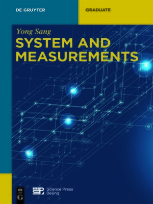 cover image of System and Measurements