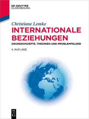 cover image of Internationale Beziehungen