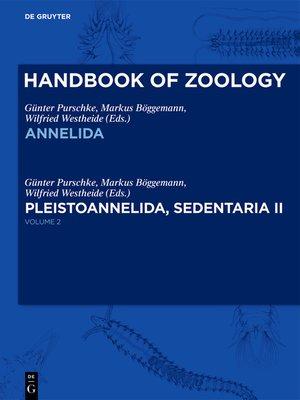 cover image of Pleistoannelida, Sedentaria II
