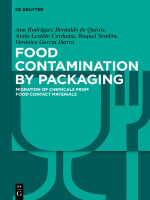cover image of Food Contamination by Packaging