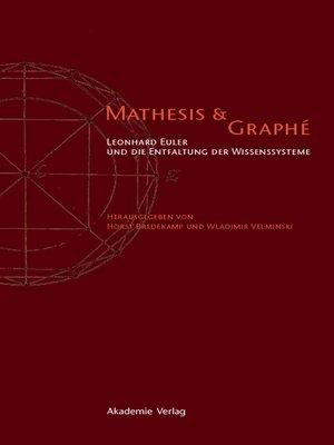 cover image of Mathesis & Graphe