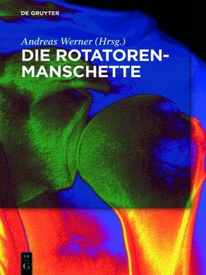 cover image of Die Rotatorenmanschette