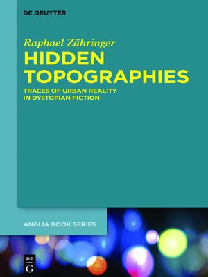 cover image of Hidden Topographies