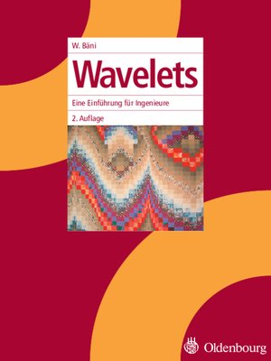 cover image of Wavelets