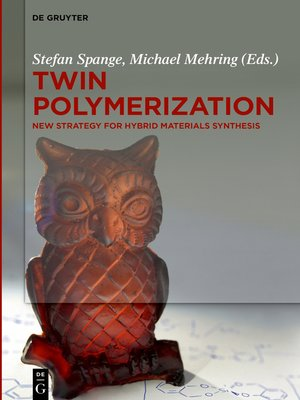cover image of Twin Polymerization