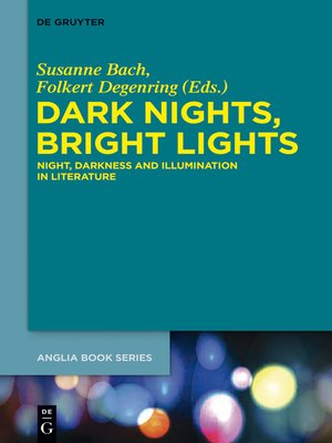 cover image of Dark Nights, Bright Lights