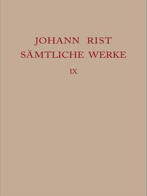 cover image of Dichtungen 1647–1648