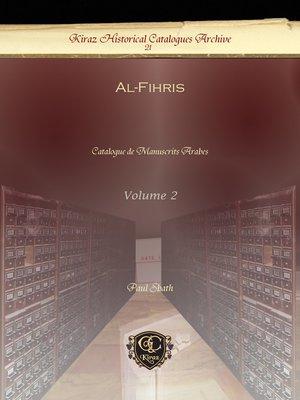 cover image of Al-Fihris
