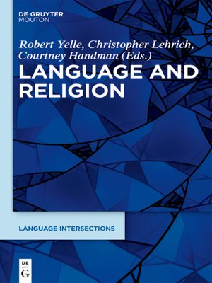 cover image of Language and Religion