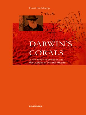 cover image of Darwin's Corals