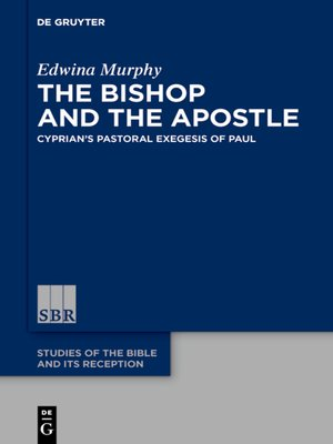 cover image of The Bishop and the Apostle