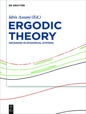 cover image of Ergodic Theory