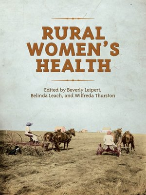 cover image of Rural Women's Health