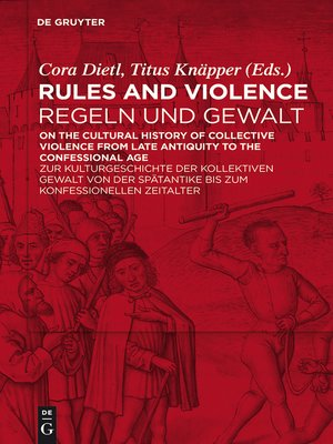 cover image of Rules and Violence / Regeln und Gewalt