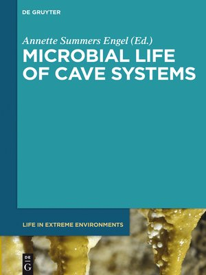 cover image of Microbial Life of Cave Systems