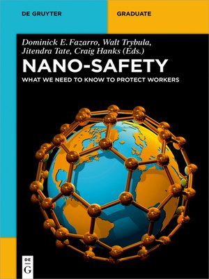 cover image of Nano-Safety