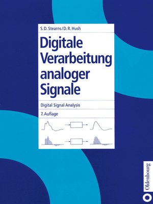 cover image of Digitale Verarbeitung analoger Signale / Digital Signal Analysis
