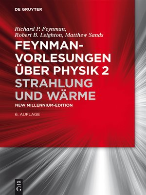 cover image of Strahlung und Wärme