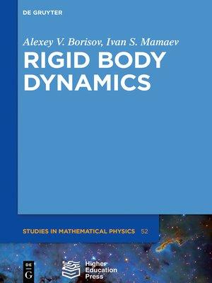 cover image of Rigid Body Dynamics