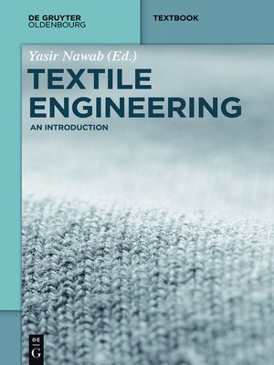 cover image of Textile Engineering