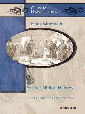 cover image of Further Biblical Hebrew